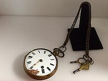 Estate Vintage Pocket Watch