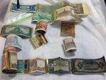 Estate Collection of Currency