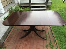 Duncan Fife Drop Leaf Table