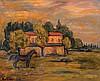 Michel Adlen 1902 - 1980 - Horse in the field