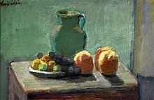 Ossip Lubitch 1896 - 1990 - Still Life,