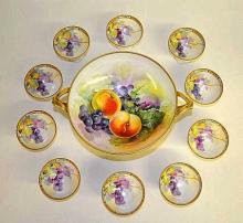 Victorian & Colored Cutback Glass Auction