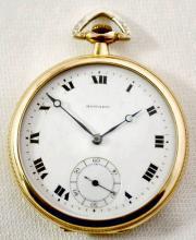 Howard W. Co 17J 16S OF SW Adj. DMK Pocket Watch with Serial No. 1162878