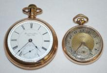 Two Waltham Pocket Watches