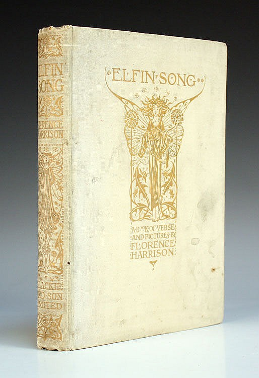 HARRISON, Florence. Elfin Song. London, Glasgow,