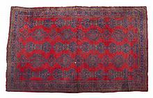 TURKISH CARPET WEST ANATOLIA, LATE 19TH/EARLY 20TH CENTURY 565cm x 366cm