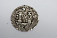 Limerick Militia Medal for Collooney 1798 Diameter: 39mm