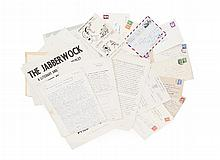 Edinburgh University - The Jabberwock - Hugh MacDiarmid - [i.e Grieve, Christopher Murray]