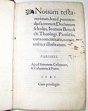 Bible, New Testament, Latin