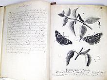 Albin, Eleazar - Autograph text