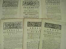 18th century French Tobacco laws