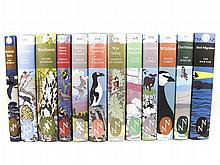 New Naturalist, 12 volumes, fine copies, including