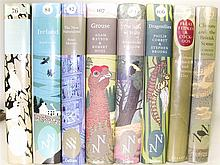 New Naturalist, 9 volumes, including