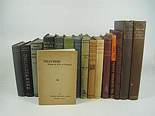 Television, a collection of early works including Dinsdale, Alfred