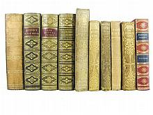 Dickens, Charles, a collection of 11 volumes, comprising