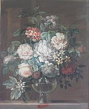 18TH CENTURY CONTINENTAL SCHOOL STILL LIFE 54cm x 43cm (21.25in x 17in)