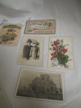 Early 1900s Lot of Post Cards