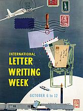 Poster by  Anonymous - International Letter Writing Week