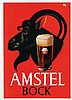Poster by Jan Wijga - Amstel Bock