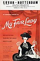 Poster by Ad Werner - My Fair Lady