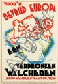 Poster by  Wagensveld - Verdronken Walcheren