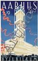 Poster by  Initial U. - Aarhus By Jubilaeum (city anniversary)