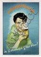 Poster by  Anonymous - Oranjeboom 'n Vorstelijk Glas bier