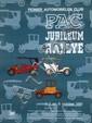 Posters (3) by Henk Tol - PAC Jubileum Rallye