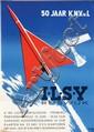Poster by Nicolaas J.B. Bulder - 50 jaar K.N.V.v.L. Gouden I.L.S.Y. Rijswijk