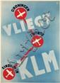 Poster by  Monogram go - Vliegt KLM