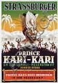 Poster by Tom Manders - Strassburger Prince Kari-Kari Somali-Negerstam