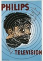 Poster by A.M. Cassandre - Philips Television