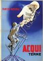 Poster by Filippo Romoli - Acqui Terme