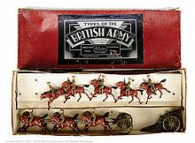 Britains - Set 39A - Royal Horse Artillery