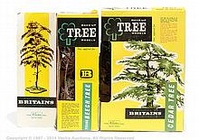 PAIR inc Britains - Tree Models, First Edition