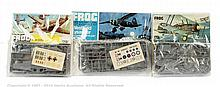 GRP inc Frog 1/72nd Aircraft Range, Circa