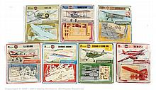 GRP inc Airfix - 1/72nd Scale Aircraft Series