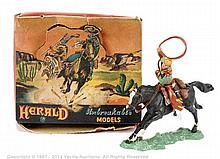 Herald - Model No' H 620 - Mounted Cowboy