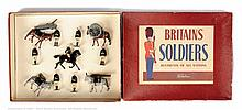 Britains - Set 28 - Royal Artillery Mountain Gun