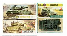 GRP inc Airfix - HO/OO Scale Fighting Vehicles