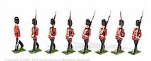 GRP inc Britains Set 74 - Royal Welsh Fusiliers