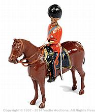 Britains - Un-catalogued - Mounted Duke, 1953