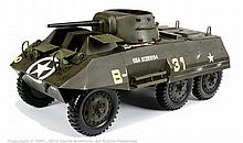 Hasbro - GI Joe 1/6th Scale Vehicles, M8