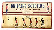Britains - Set 77 - The Gordon Highlanders (1965