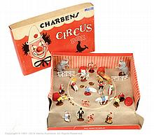 Charbens - Circus Display Box, Circa, 1960