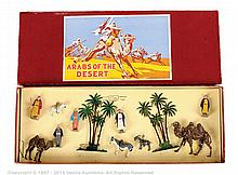 Britains - Set 1313 - Eastern Peoples - Display
