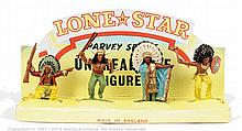 Lone Star - Harvey Series, early 1960's Issues