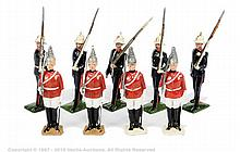 GRP inc Britains - Royal Marines, 5 x Royal