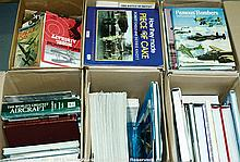 QTY inc Military Books - Approx. 100+ Aircraft