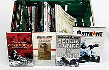 GRP inc Military Books - 27 (mostly Large